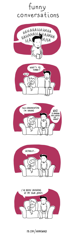 Funny Conversations
